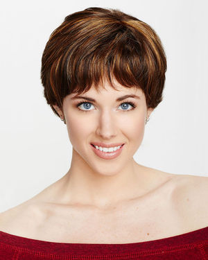 Victoria Monofilament Synthetic Wig by Dream USA