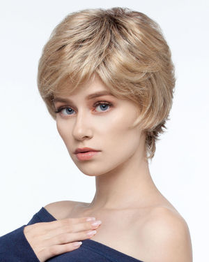 Napa (Exclusive) Lace Front & Monofilament Synthetic Wig by Dream USA