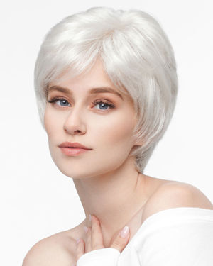 Napa Lace Front & Monofilament Synthetic Wig by Dream USA