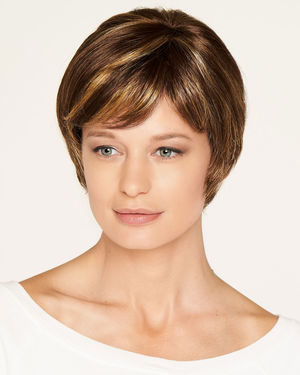 Reno (Exclusive) Lace Front & Monofilament Synthetic Wig by Dream USA