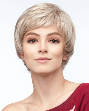Utah II (Exclusive) Lace Front & Monofilament Synthetic Wig by Dream USA