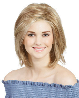 Dylan Lace Front & Monofilament Synthetic Wig by Tony of Beverly