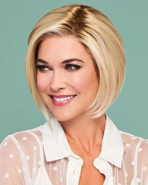 Opulence Large Lace Front & Monofilament Part Synthetic Wig by Gabor