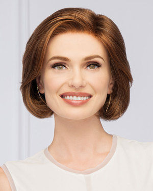 Sheer Style Lace Front & Monofilament Synthetic Wig by Gabor