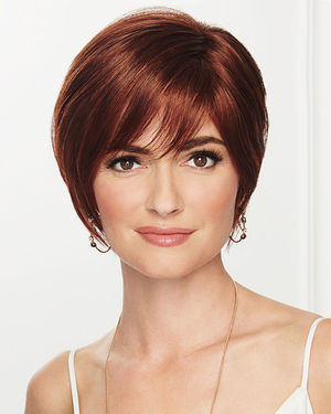 Contempo Cut Lace Front & Monofilament Part Synthetic Wig by Gabor