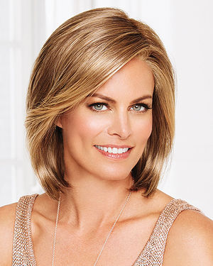 Timeless Beauty Lace Front & Monofilament Part Synthetic Wig by Gabor