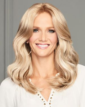Center of Attention Lace Front & Monofilament Part Synthetic Wig by Gabor