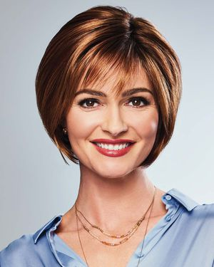 Chic Shot Lace Front & Monofilament Synthetic Wig by Gabor