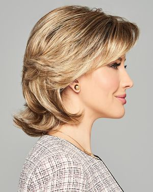 Debutante Lace Front & Monofilament Synthetic Wig by Gabor