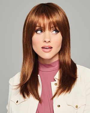 Trending Tresses Monofilament Part Synthetic Wig by Gabor