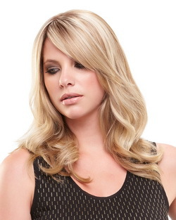 Easifringe HD (Exclusive) Synthetic Clip-in Bangs by EasiHair