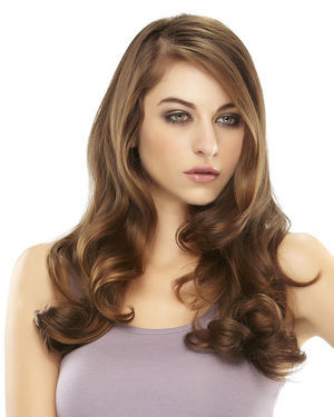 EasiVolume 18 inch Human Hair Clip-in Extension by EasiHair