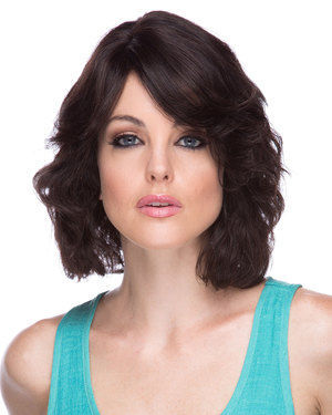 H Lotus Remy Human Hair Wig by Elegante