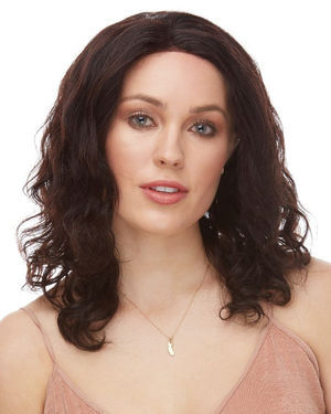 HL Lorenza Lace Front Remy Human Hair Wig by Elegante