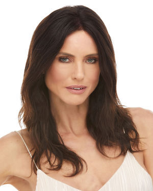 HL Maryle Lace Front Remy Human Hair Wig by Elegante