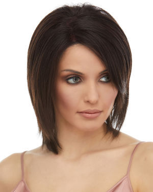 HL Meredith Lace Front Remy Human Hair Wig by Elegante