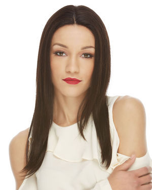 HL Luana Lace Front Remy Human Hair Wig by Elegante