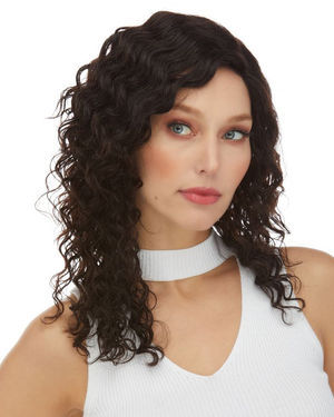 HL Maribel Lace Front & Lace Part Remy Human Hair Wig by Elegante