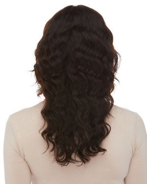 HL Sonora Lace Front & Lace Part Remy Human Hair Wig by Elegante