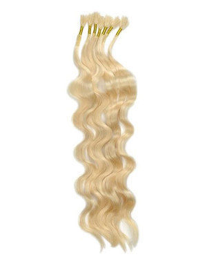 Fusion Remy Human Hair Wavy Extension (18 inch) by Elegante