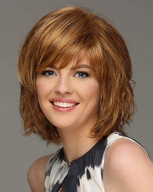 Hunter Monofilament Crown Synthetic Wig by Estetica