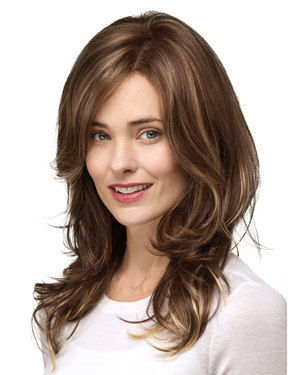 Eden Lace Front & Monofilament Synthetic Wig by Estetica