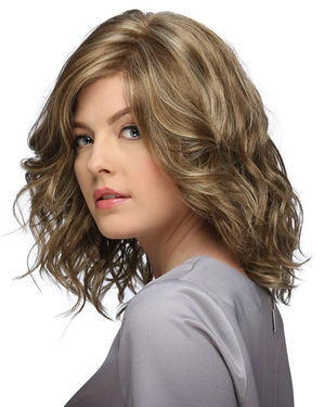 Brooklyn Lace Front & Monofilament Synthetic Wig by Estetica