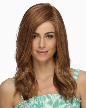 Bay Lace Front & Monofilament Part Synthetic Wig by Estetica