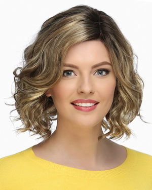 Wren Lace Front & Monofilament Part Synthetic Wig by Estetica