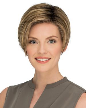 Perry Lace Front & Monofilament Part Synthetic Wig by Estetica