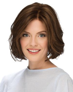 Sage Lace Front & Monofilament Part Synthetic Wig by Estetica