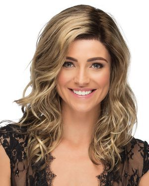 Alden Lace Front & Monofilament Synthetic Wig by Estetica