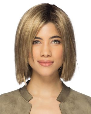 Ellis Lace Front & Monofilament Part Synthetic Wig by Estetica
