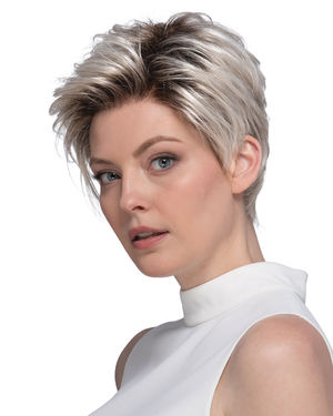 Petite Easton Lace Front & Monofilament Top Synthetic Wig by Estetica