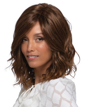 Petite Berlin Lace Front & Monofilament Part Synthetic Wig by Estetica