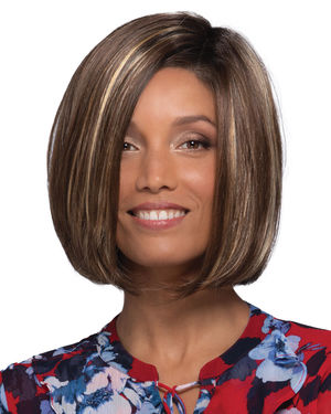 Petite Sullivan Lace Front & Monofilament Part Synthetic Wig by Estetica