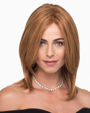 Nicole Lace Front & Monofilament Top Remy Human Hair Wig by Estetica