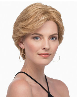 Sabrina Lace Front & Monofilament Top Remy Human Hair Wig by Estetica