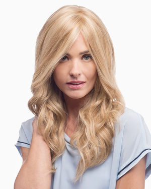 Eva-HT Lace Front & Monofilament Top Remy Human Hair Wig by Estetica