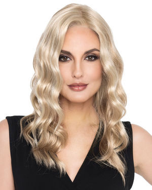 Maya Lace Front & Monofilament Top Synthetic Wig by Envy