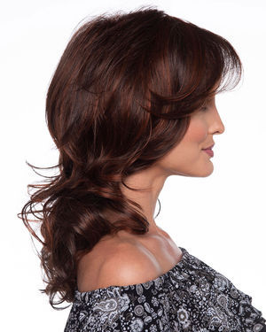 Selena (Exclusive) Human Hair Blend Wig by Envy