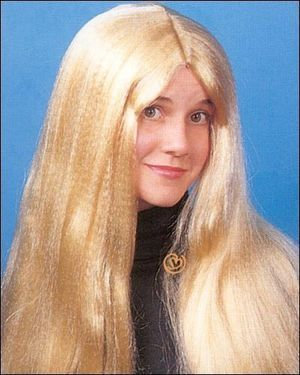 Long Parted 20 Costume Wig by Franco