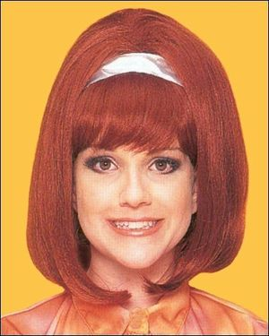Go Go Gal Costume Wig by Franco