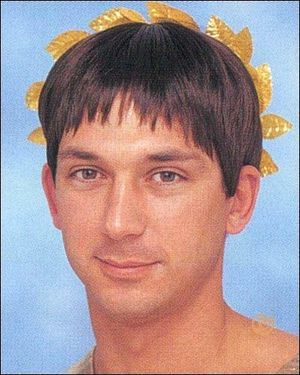 Caesar Costume Wig by Franco