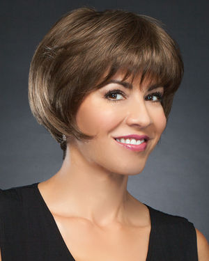 Sunflower Monofilament Synthetic Wig by Gemtress