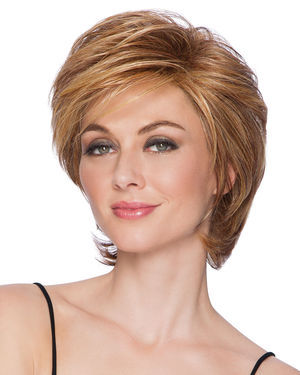 Short Tapered Crop Synthetic Wig by Hair Do