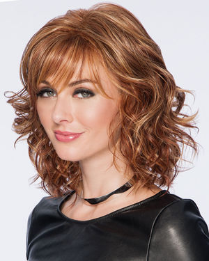 Tousled Bob Synthetic Wig by Hair Do