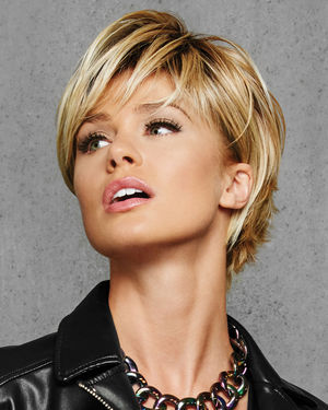 Textured Fringe Bob (Exclusive) Synthetic Wig by Hair Do