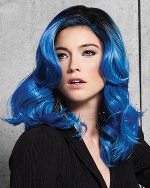 Blue Waves Synthetic Wig by Hair Do