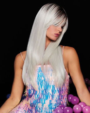Sugared Pearl Synthetic Wig by Hairdo